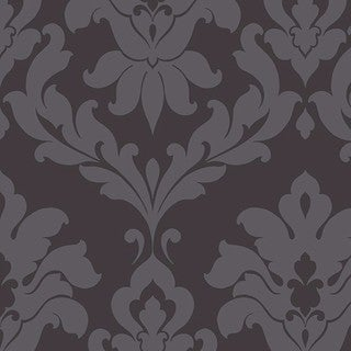 Coventry Damask Vine 32.7-foot x 20.5-inches Wallpaper (2 options available)