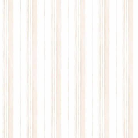 Manhattan Comfort Fairfield 32.7-foot x 20.5-inch Multi Stripe Wallpaper