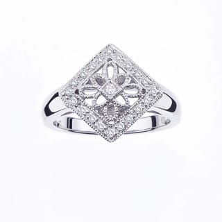 Sterling Silver Diamond Accent Fashion Ring by Ever One|https://ak1.ostkcdn.com/images/products/13024670/P19766405.jpg?impolicy=medium