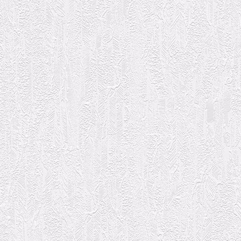 Victoria White 33-feet x 21-inch Textured and Paintable Wallpaper