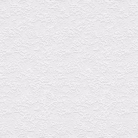 Manhattan Comfort Logan White Vinyl 33-foot x 2-inch Textured Paintable Wallpaper