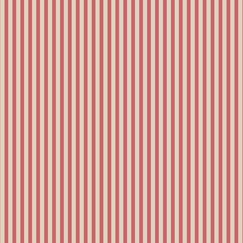 Tampa Paper/Vinyl 32.7-foot x 20.5-inch-inch Striped Wallpaper