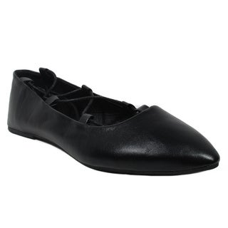 Blue Women's 'Sutton-2' Synthetic Ballerina Flats