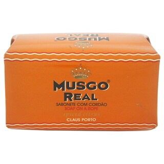 Musgo Real Spiced Citrus Soap on a Rope
