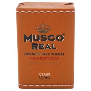 Claus Porto Musgo Real Spiced Citrus Soap
