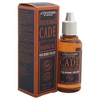 L'Occitane Men's 1-ounce Cade Shaving Oil