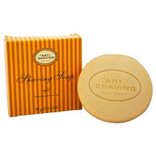 The Art of Shaving Men's 3.3-ounce Shaving Soap Refill Lemon