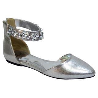 20f45e5189a Buy Ballerina Women s Flats Online at Overstock