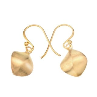 Ever One Vermeil 18K Gold Over Pure Silver Earrings