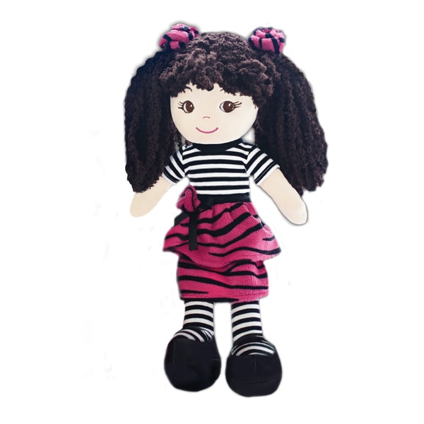 Jessica Holiday Dress-up Fabric Doll