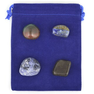 Healing Stones for You Blood Pressure Healing Stone Set