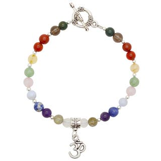 Healing Stones for You 12 Stone Essential Chakra Bracelet|https://ak1.ostkcdn.com/images/products/13025102/P19766791.jpg?impolicy=medium
