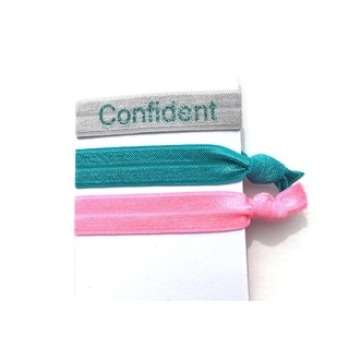 "Be the Envy Boutique 3 Piece ""Confident"" Ponytail HairTies