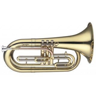 Levante LV-MB5505 Marching Baritone Horn With Soft Case