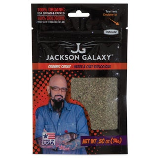 Jackson Galaxy Organic Catnip
