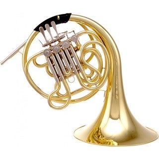 Levante Brass Double French Horn with Light Case Included