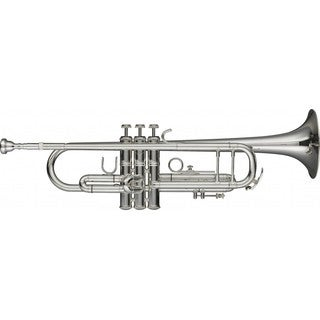 Levante LV-TR6301 Silverplated Professional Bb Trumpet