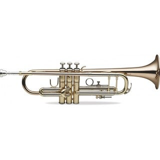 Levante Professional Bb Brass Trumpet and Soft Case