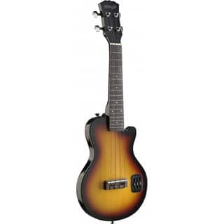 Stagg EUK L-SB Les Paul-style Sunburst Electric Ukulele|https://ak1.ostkcdn.com/images/products/13025641/P19767162.jpg?impolicy=medium