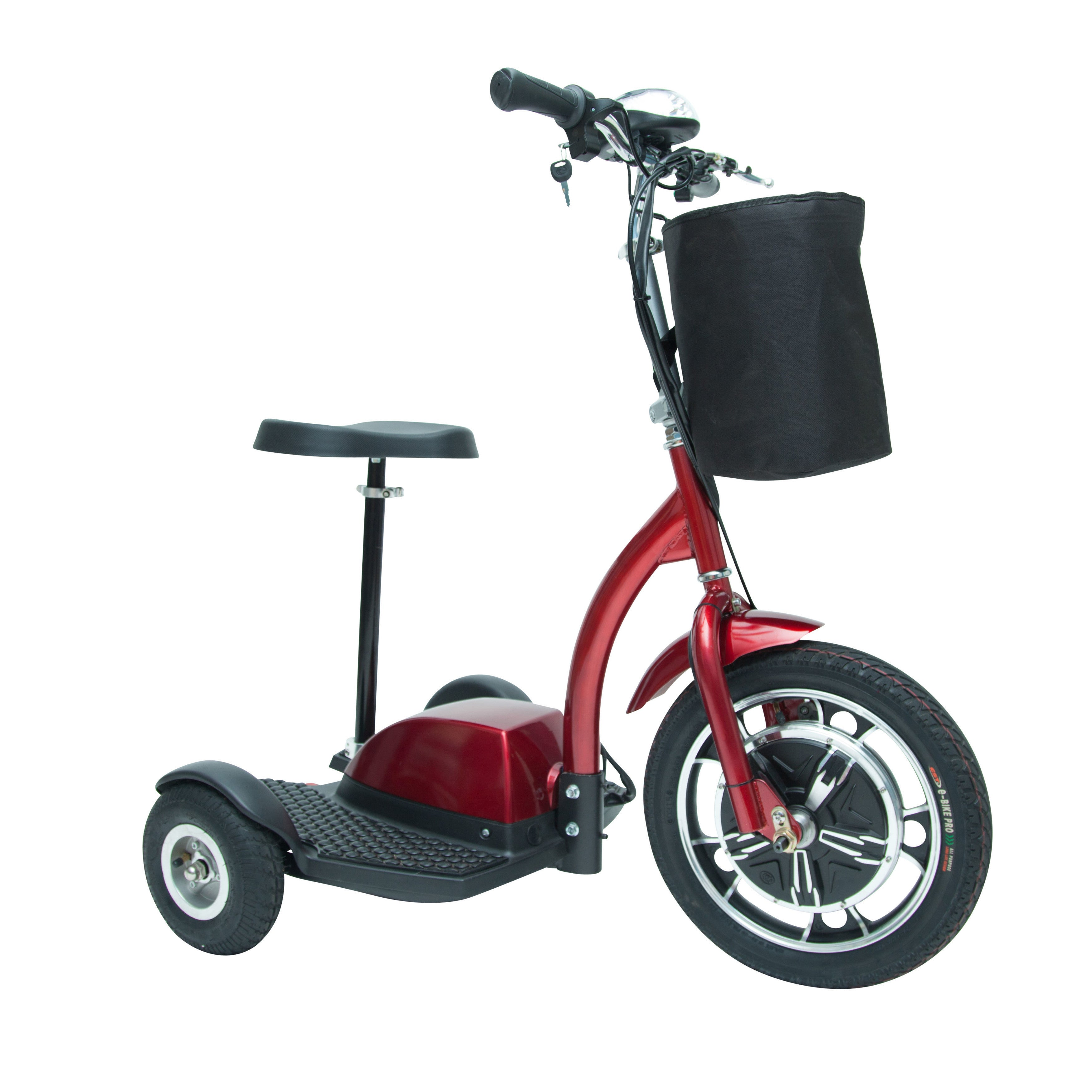 Drive Medical ZooMe Three Wheel Recreational Power Scoote...