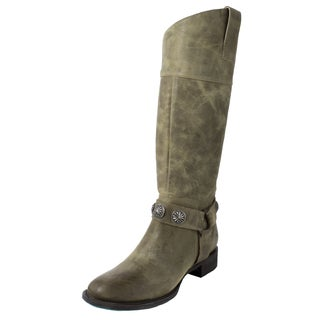 Lane Boots Women's 'Westminster' Leather Riding Boot