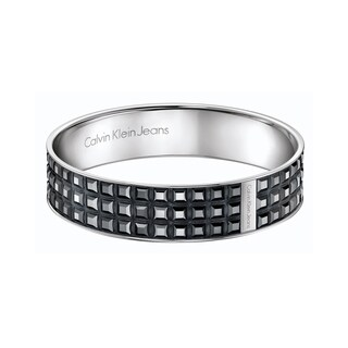 Calvin Klein Glint White Stainless Steel Women's Fashion Bracelet