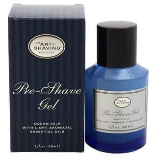 The Art of Shaving Men's 2-ounce Pre-Shave Gel Ocean Kelp