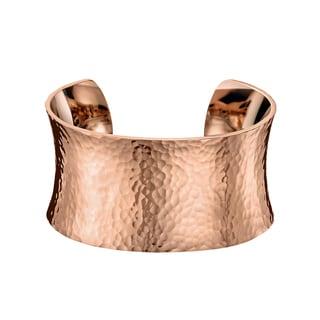 Calvin Klein Women's Dawn Rose Gold-coated Stainless Steel Fashion Bracelet