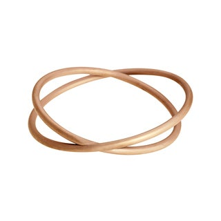 Calvin Klein Continue Stainless Steel Rose Gold PVD Coated Women's Fashion Bracelet