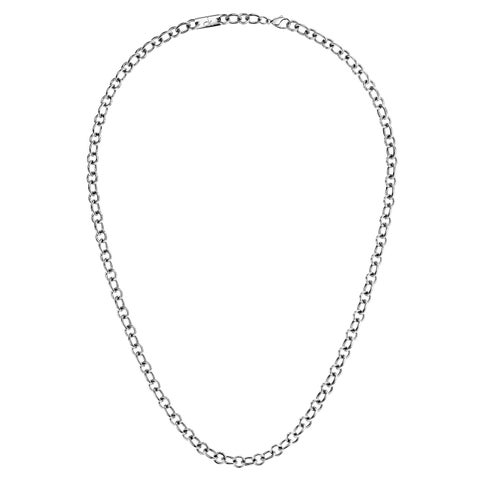 Calvin Klein Women's Wish Stainless Steel Cable Chain Fashion Necklace