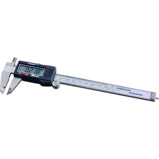 Steel Core Stainless-steel 6-inch Electronic Digital LCD Display Caliper
