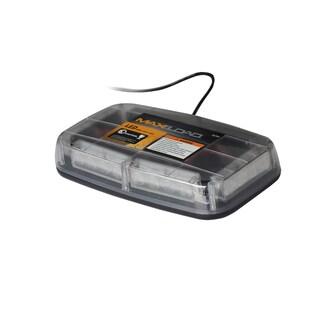 MaxLoad Amber Plastic Emergency Rooftop Mini LED Light Bar