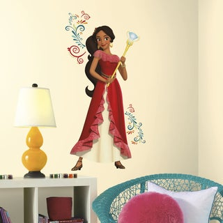 Princess Elena of Avalor' Multicolored Peel-and-Stick Wall Decals