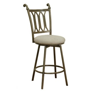 Christopher Knight Home Darby Bronze Hand Painted Counter Stool