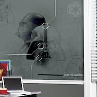 Star Wars Darth Vadar Prepasted Mural 6' x 6' - Ultra-strippable