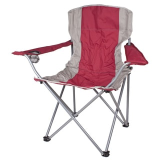 Pure Weatherproof High Back Folding Camp Chair Set of 6