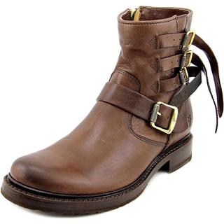 Frye Women's Veronica Strap Short Leather Boots