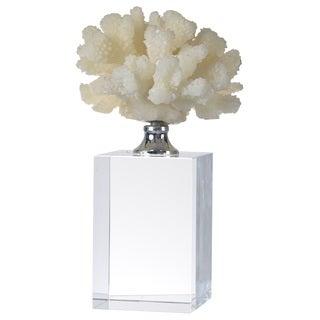 White Resin Table Decor Figurine