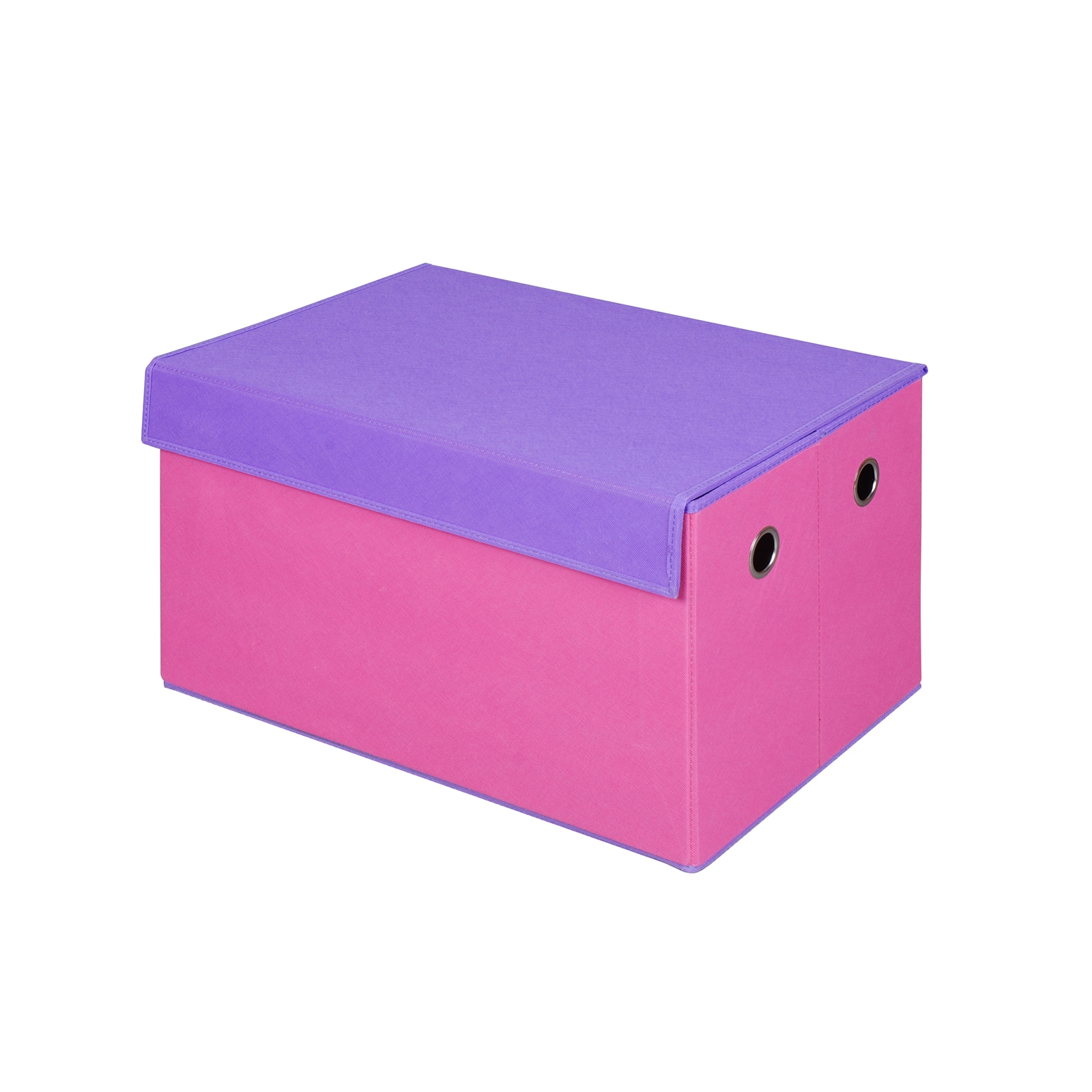 Superieur Shop Pink And Purple Collapsible Storage Trunk   Free Shipping On Orders  Over $45   Overstock.com   13028339