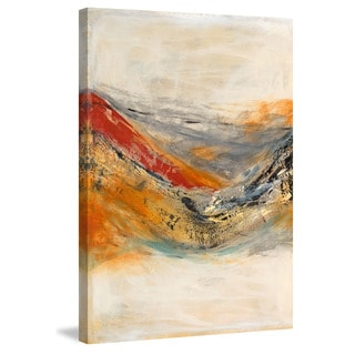 Marmont Hill - 'Entwine I' Painting Print on Wrapped Canvas