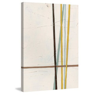 Marmont Hill - 'Tangle II' Painting Print on Wrapped Canvas