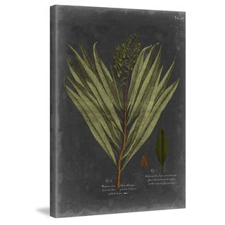Marmont Hill - 'Foliage Dramatique II' Painting Print on Wrapped Canvas