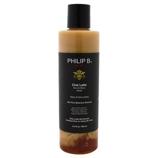 Philip B. 11.8-ounce Chai Latte Soul & Body Wash