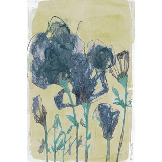 Marmont Hill - 'Floral Vignette III' Painting Print on Wrapped Canvas