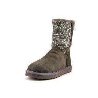 Ugg Australia Women's 'Lyla Classic Metallic' Regular Suede Boots