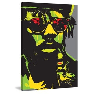 Marmont Hill - 'Bush Doctor' by Josh Ruggs Painting Print on Wrapped Canvas
