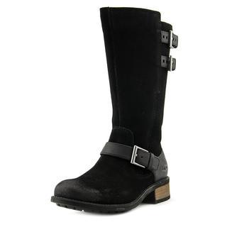 Ugg Australia Women's Everglayde Black Regular Suede Boots