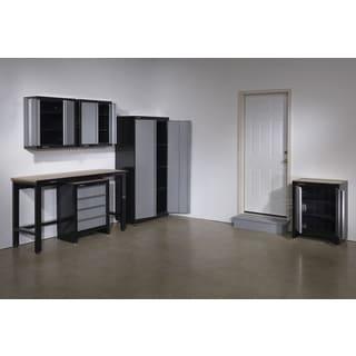 Stack-On Garage Storage System - Set of 6