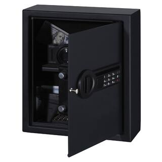 Stack-On Personal Drawer/Wall Safe with Electronic Lock, 1 shelf|https://ak1.ostkcdn.com/images/products/13029001/P19770211.jpg?impolicy=medium