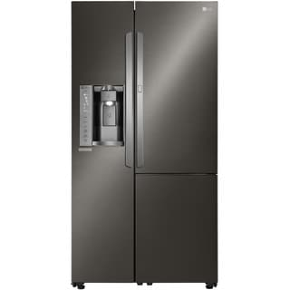 LG LSXS26386D - Black Stainless 26 cu.ft. Side-by-Side Refrigerator